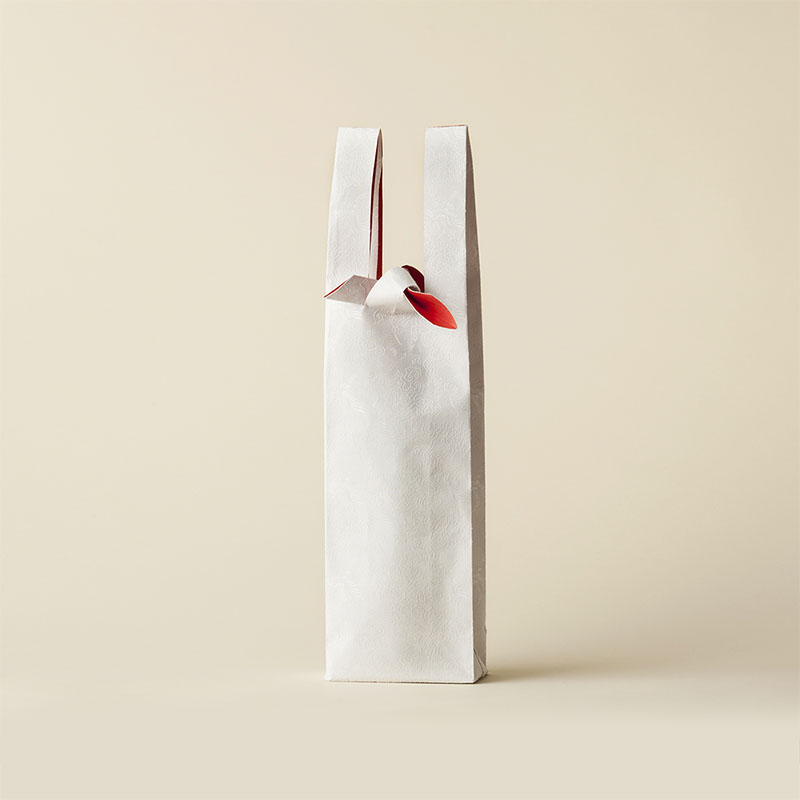 紅白 鳳凰 ワインバッグ おしゃれ